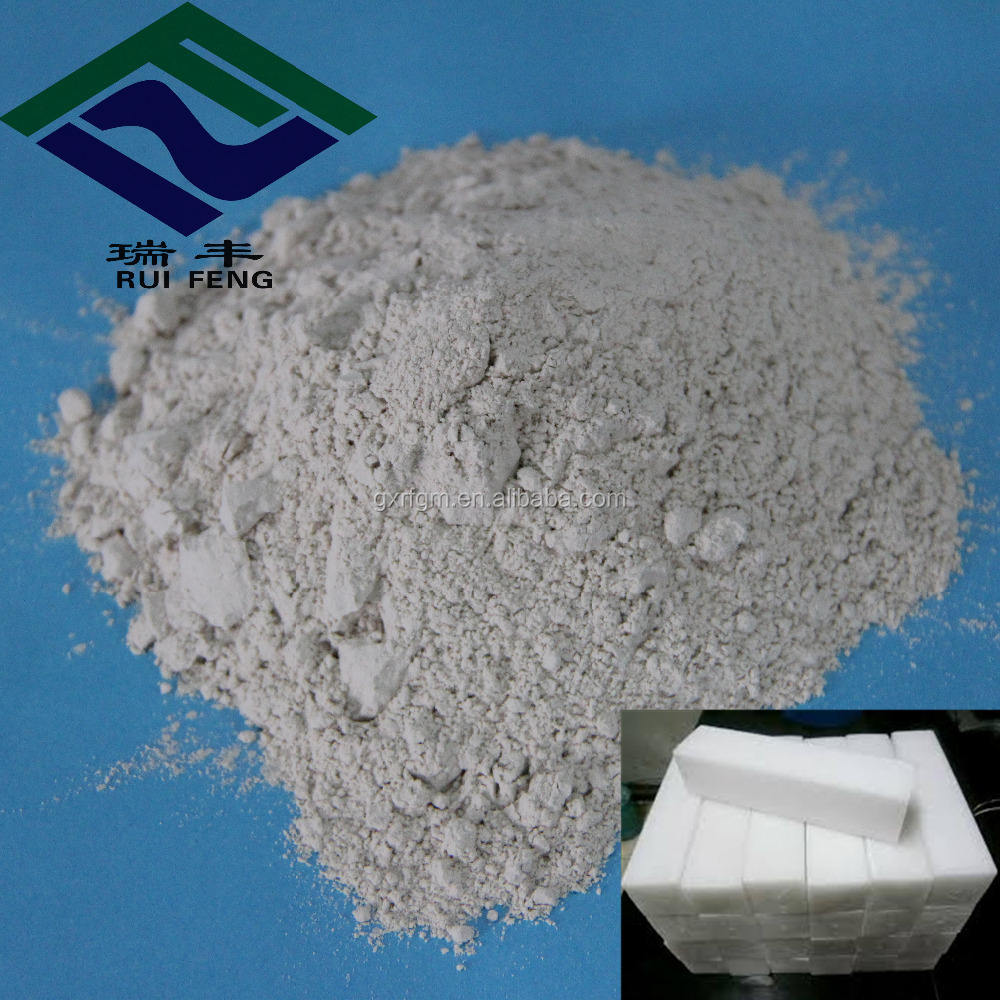oil absorbent polymer bleaching earth for paraffin wax refining