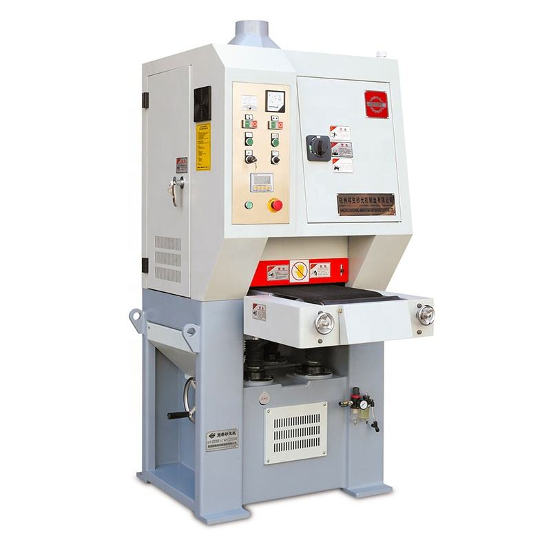 Jonsen Small Sheet Metal Abrasive Belt Grinding Polishing Deburring Machines