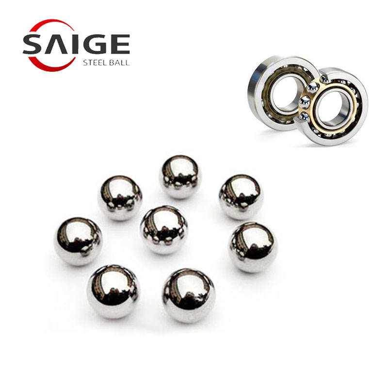 G10 Hardened Chrome Steel Loose Bearing Balls 1000 PCS 4mm