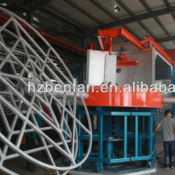 Rotomold machine,small rotational molding machine,plastic molding machine
