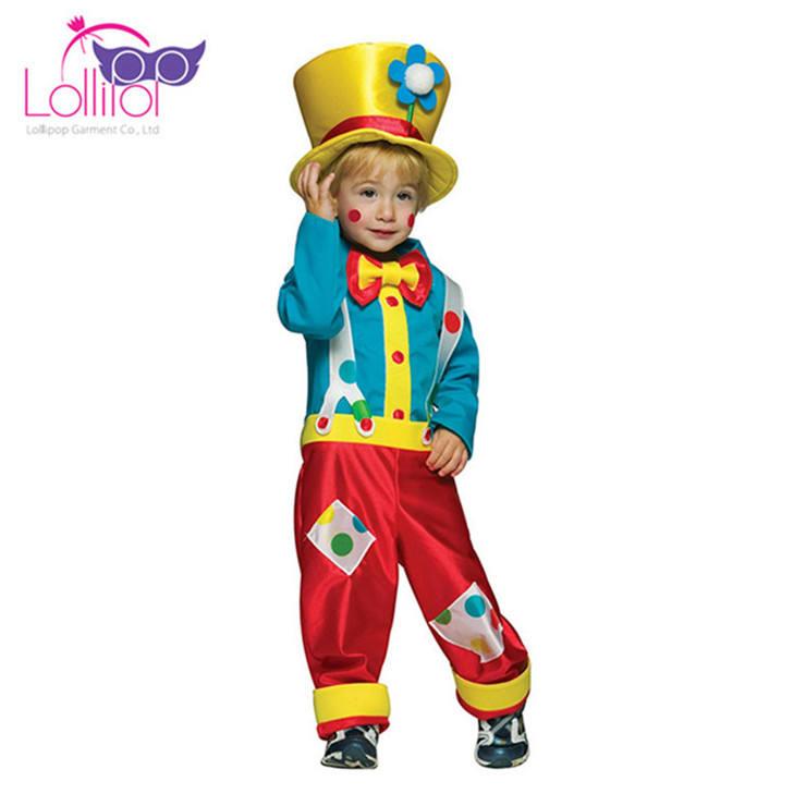 Childs CHICAS Harlequin Bufón Payaso Disfraz Halloween 3-10 años Nuevo