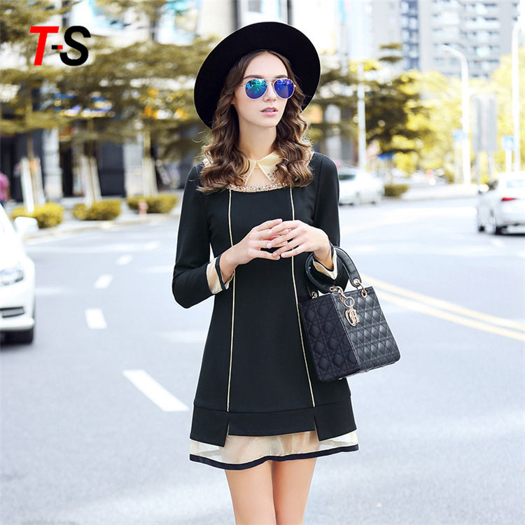 Moda mujer ropa formal Oficina vestido
