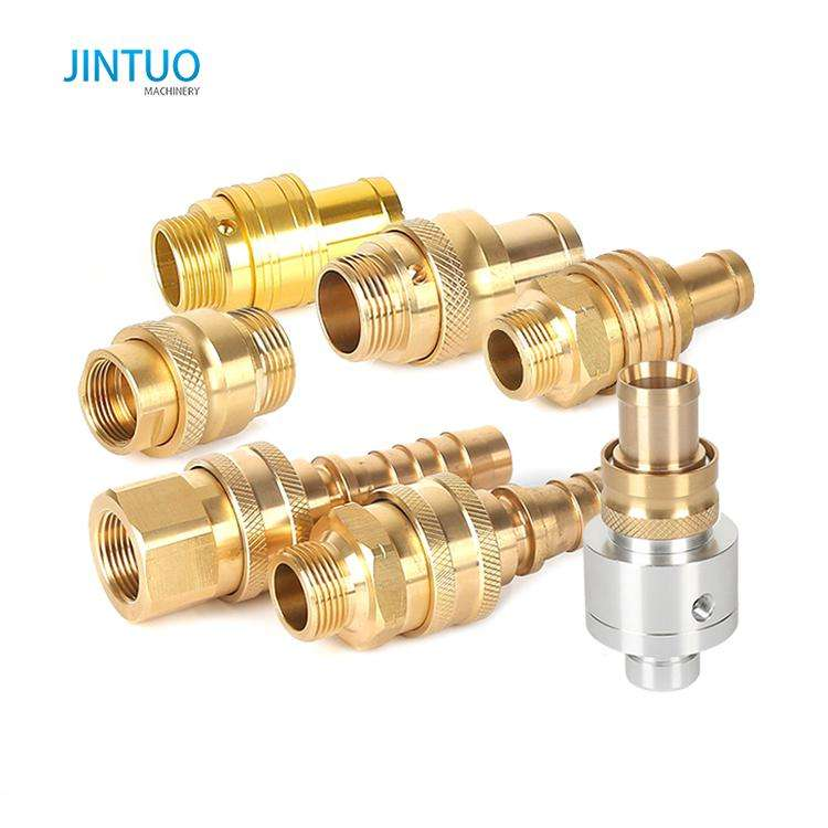 Factory wholesale brass hose coupling quick coupler connector quick air coupling