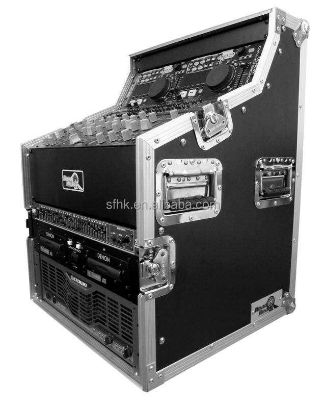 PRO AUDIO EQUIPMENT DJ CD GETRIEBE REISE FLIGHTCASE