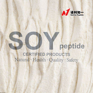 Bodybuilding supplements soy peptides soybean peptide soya peptides protein improve muscle mass and muscle strength