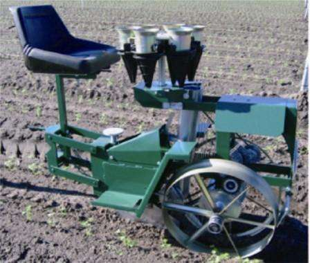 Good Quality Farming Machine/Vegetable Seeding Transplanter/Farm Transplanter Machine