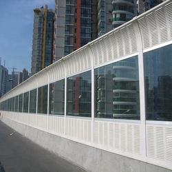 factory acrylic sound barrier panel noise barrier  PMMA sound barrier