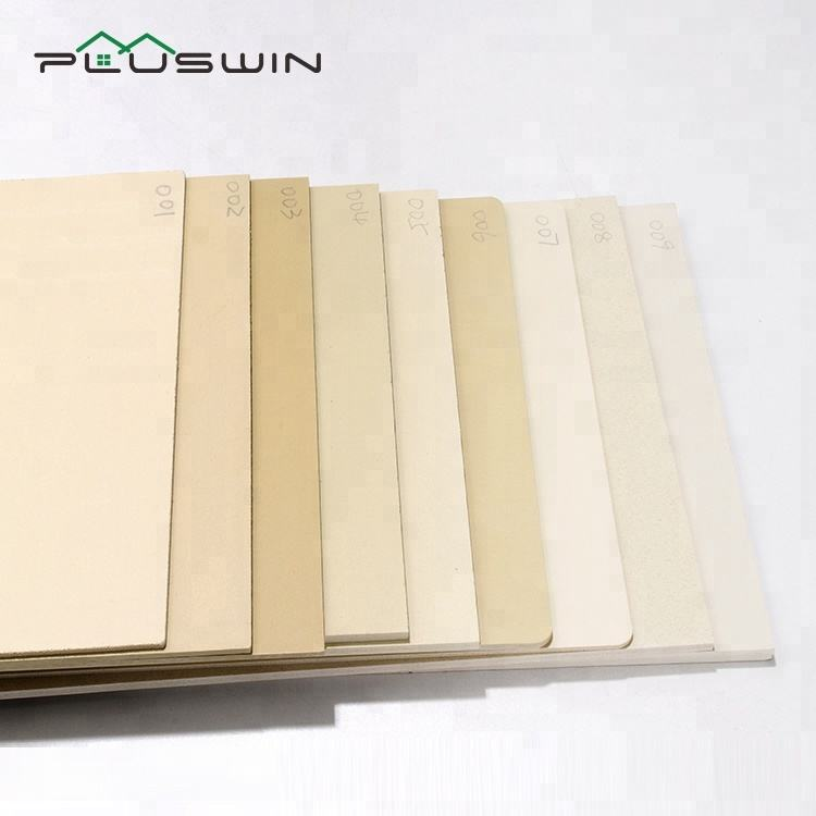 Any length Waterproof wpc sheet Wpc Foam Board For Cabinets Pvc Foam Sheet