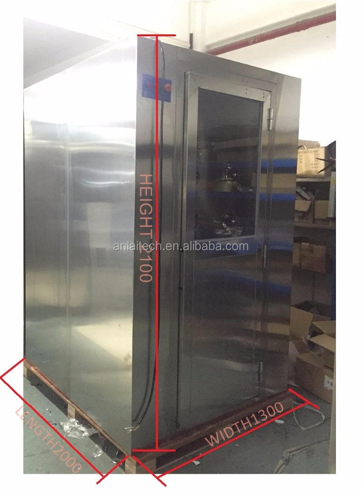 Wholesales Clean Room Air Shower For Personnel
