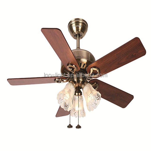European vintage wood ceiling fans lights living room fan ceiling in saudi arabia