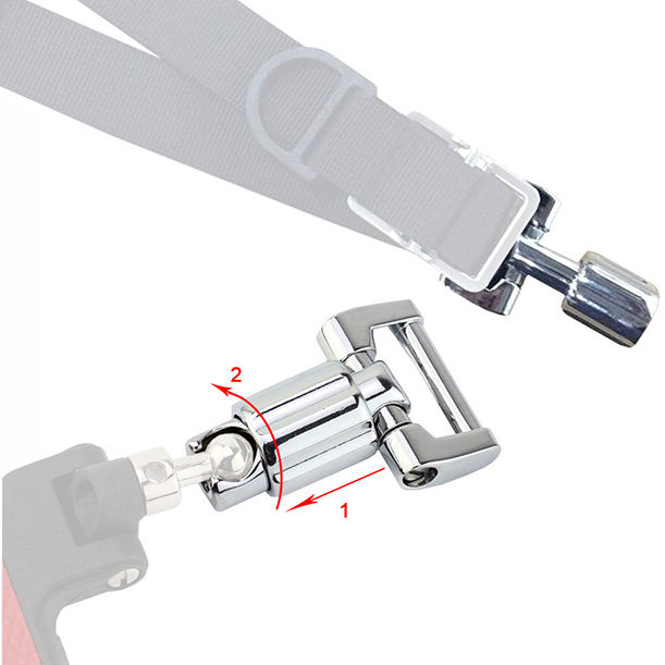 Ball Head Connection Screw Lock for Carry Speed Shoulder Strap F2 Mounting Plate Rated 5.0 /5 based on 4 customer reviews