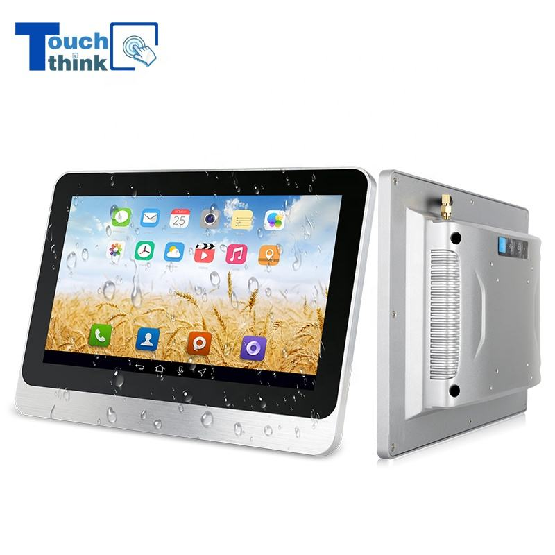 10.1 INCH Touch panel pc industrial computer price touchscreen all in one embedded pc