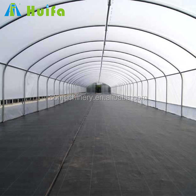 Completo di Plastica Tunnel Serra Kit Commercio All'ingrosso