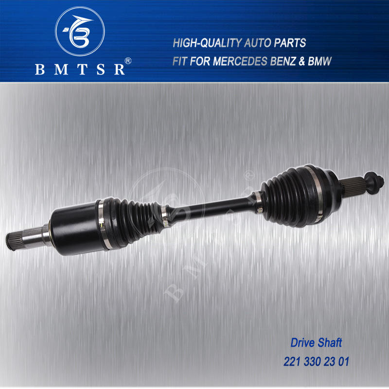 For W221 BMTSR Auto Parts Front Axle Drive Shaft Driveshaft OEM 2213302301 221 330 23 01 2213306400 Car Accessories