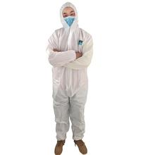 Acidproof Disposable Microporous Coveralls
