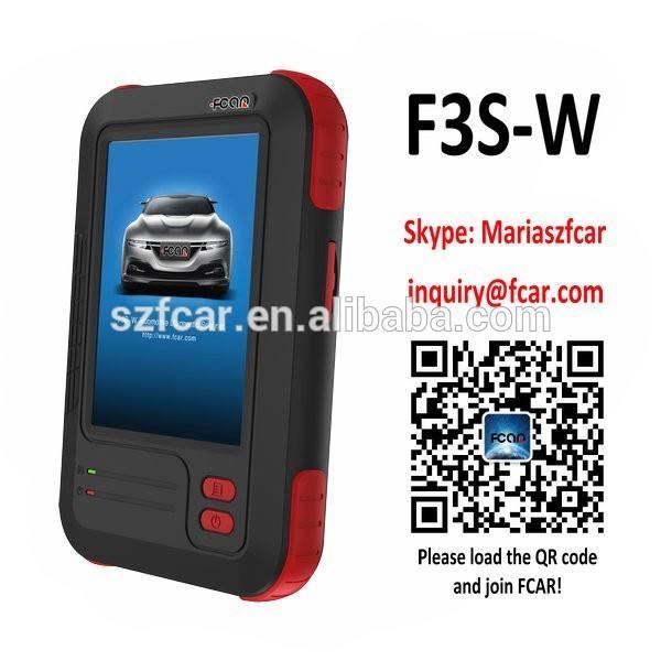Universal auto ferramenta de diagnóstico FCAR F3-G para a ásia europeia americano diesel caminhões passageiro e carros comercial