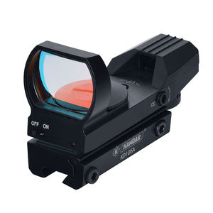 Kandar red dot kapsam sight dört farklı reticle taktik sight KD105A dar montaj