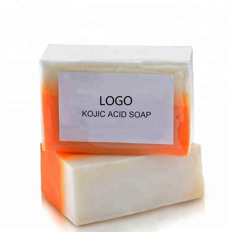 OEM Wholesale Private Label Hand Clean Kojie San Whitening Raw Material Kojic Acid Soap