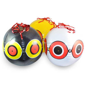 High Quality bird scare eye inflatable pvc balloon