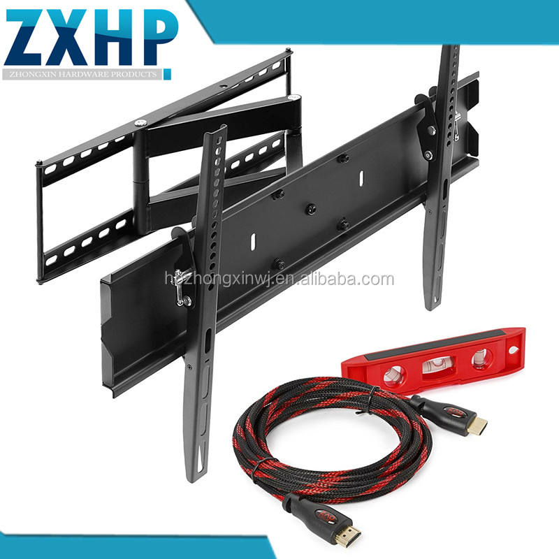 "Low Profile TV Wall Mount Bracket untuk Paling 32 ""-75"" LCD LED Plasma"
