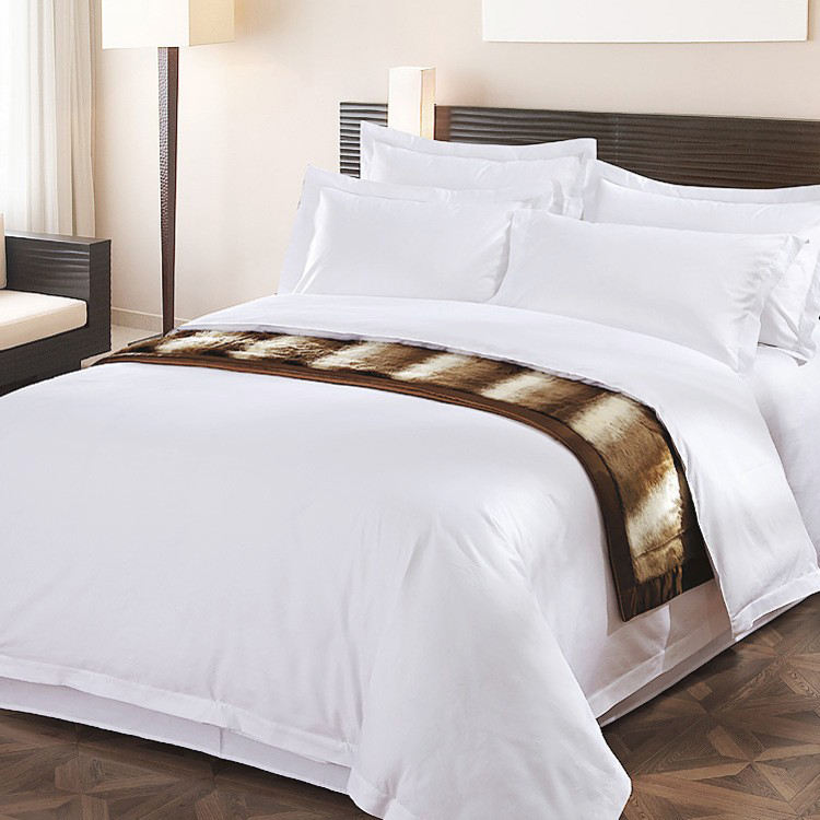 100% cotton Bedding Set Luxury Hotel Used 400TC 600TC 800TC 1000TC Bed Sheets
