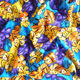 Rayon digital printed fabric for dress