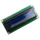Blue Backlight 2x16 Character 1602 Lcd Screen Display Module With Male Headers
