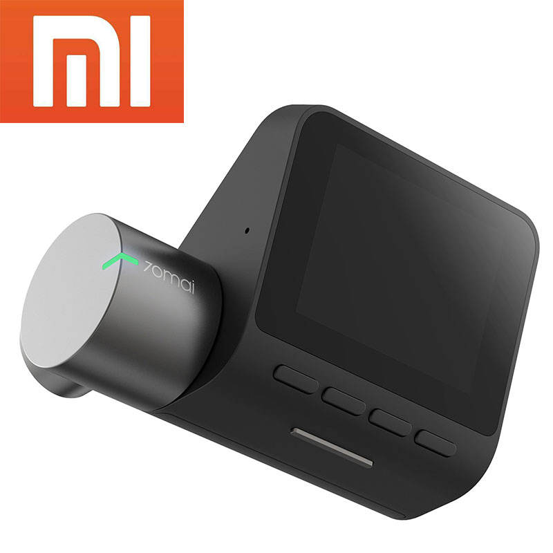 Xiaomi 70mai Dash Cam Pro Smart Car DVR Camera 1944P Dash Camera Wifi Night Vision G-sensor 140 Wide Angle Car Video Recorder