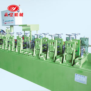 YJ-80 hollow pipe making machine 304/316 Industrial Carbon Steel Welded Pipe Making Machine