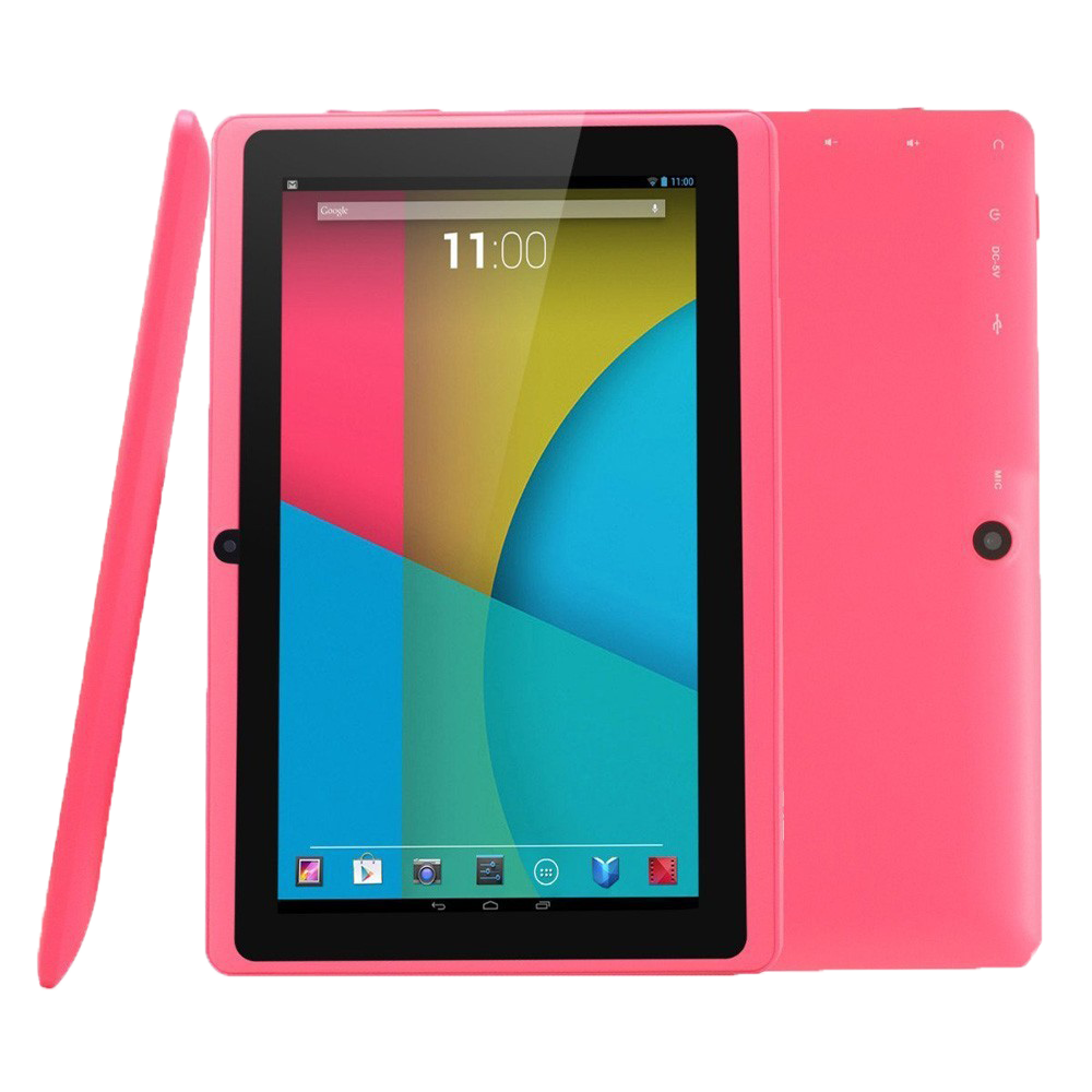 Groß Großhandel Android Tablet 7 Zoll <span class=keywords><strong>Allwinner</strong></span> A33 8GB ROM Android 4,4 Tablet Q88