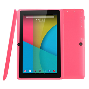 Bulk Groothandel Android Tablet 7 Inch Allwinner A33 8Gb Rom Android 4.4 Tablet Q88