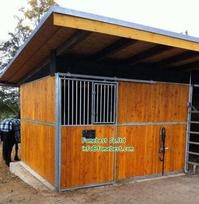Mobile Field Horse Shelters Portable Horse Run-In Shed