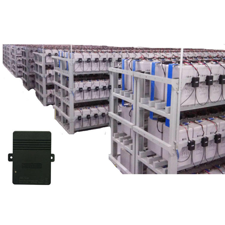 MODBUS TCP IP RS485 Communicated Smart Substation Battery Monitoring System BMS