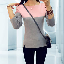 OEM Loose Fit Sweater Cashmere Winter Knitted mohair pullover Luxury Women Pullover