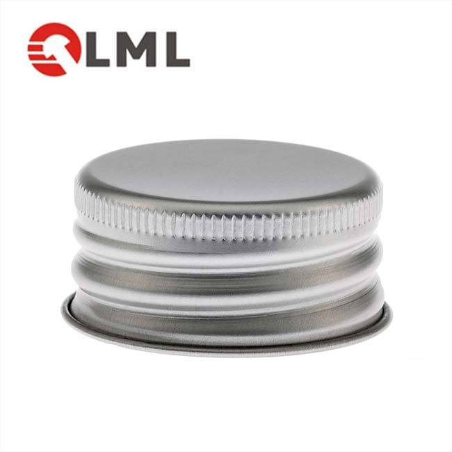 Custom Fabrication Aluminium Cosmetics Can Lid
