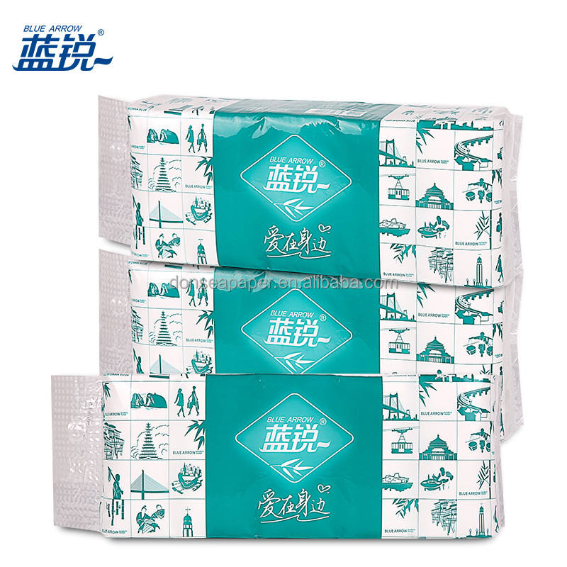 Cheap Virgin Pulp China Toilet Tissue / Soft Toilet Paper for Hotel and Restaurant