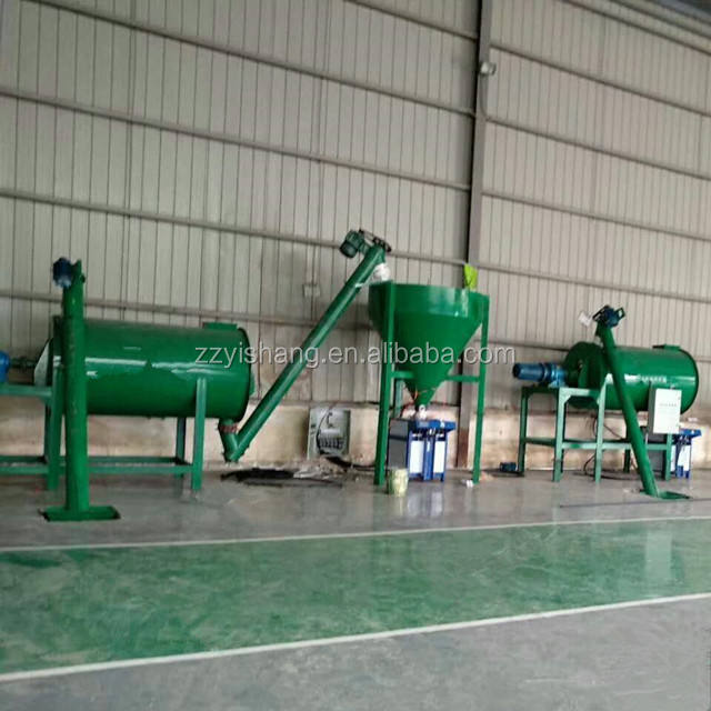 Wall putty mortar mixing plant production line price