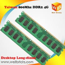 Top consumer products ddr2 4gb ram price 800Mhz memory module best selling product in nigeria