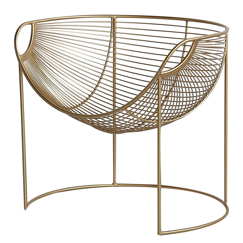 metal leisure chair for living room