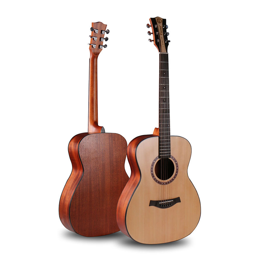 36 inch MINI solid mahogany spruce wholesale acoustic guitar import china guitar