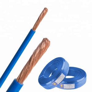 Kingmaking flexible electrical cables and wires 1 cores*0.75/1.0/1.5/2.5mm 100M/Roll VDE approved