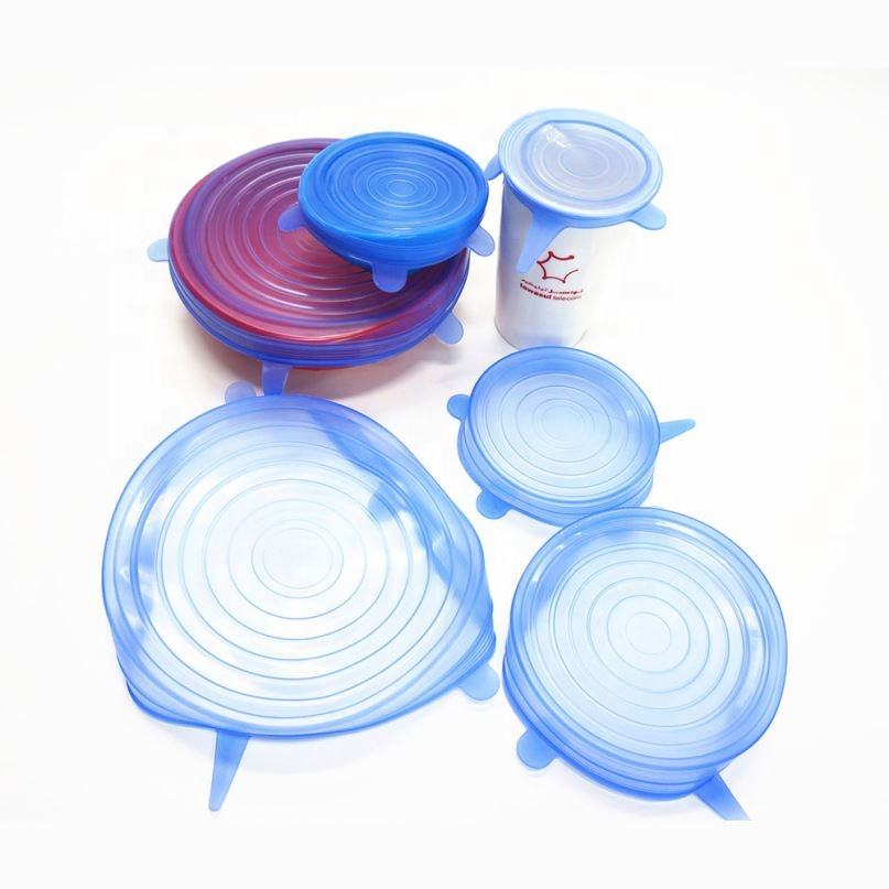 LegenDay Free sample reusable silicone stretch food lids fda