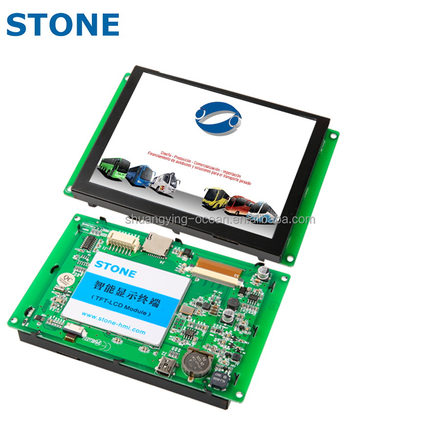 7 Tft Ampio Display Lcd Con Touch Screen All In One <span class=keywords><strong>Pos</strong></span>