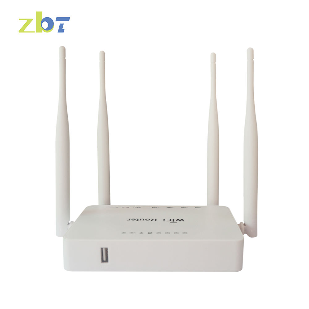 High Quality ZBT-WE1626 192.168.1.1 300Mbps wireless router openwrt oem wifi router