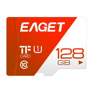 EAGET8/16/32/64/128/256GB Class10 TF Card Memory Card High Speed UHS-I Original Flash for Phones Tablet SD Card
