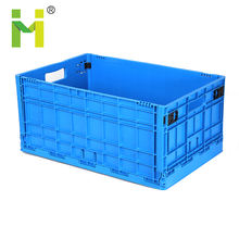 PP materials square plastic box folding crate