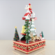 Christmas Music Carousel Hot Christmas Tree Christmas Music Box Music Box Carousel Dancing Horse Music Box