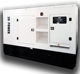 60hz standby power 220 kva silent electric diesel generator