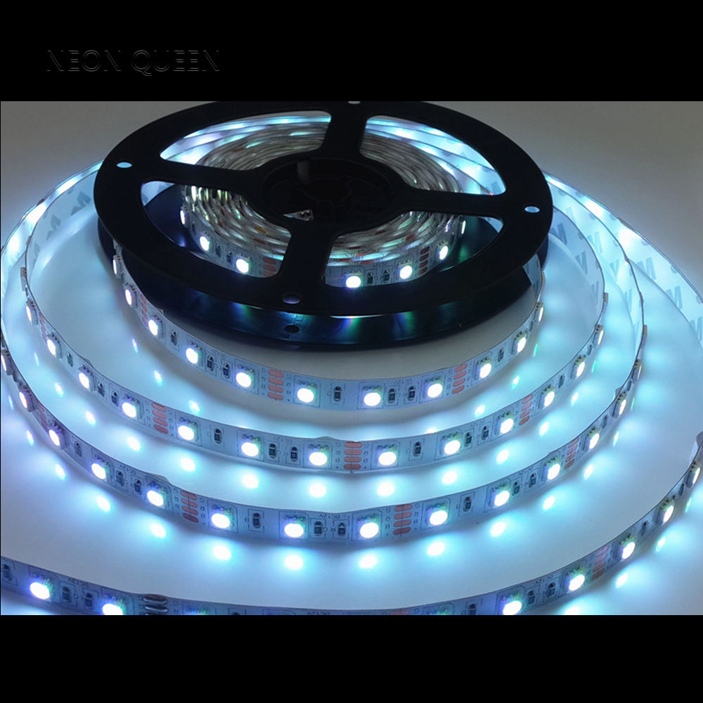 RGB/white/warm White SMD 3528 5050 5630 Flexible Led Strip With CE ROHS