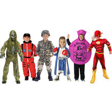 Factory hot sale halloween costume kids, kids costume, children costume